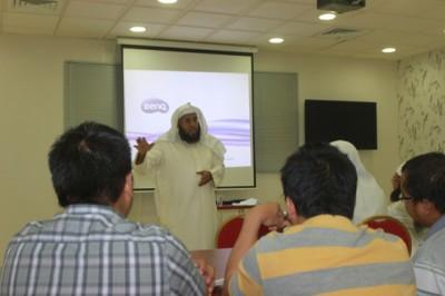 المكتب التعاوني للدعوة والإرشاد بالبديعة يقيم دورة لتأهيل الدعاة في الحج